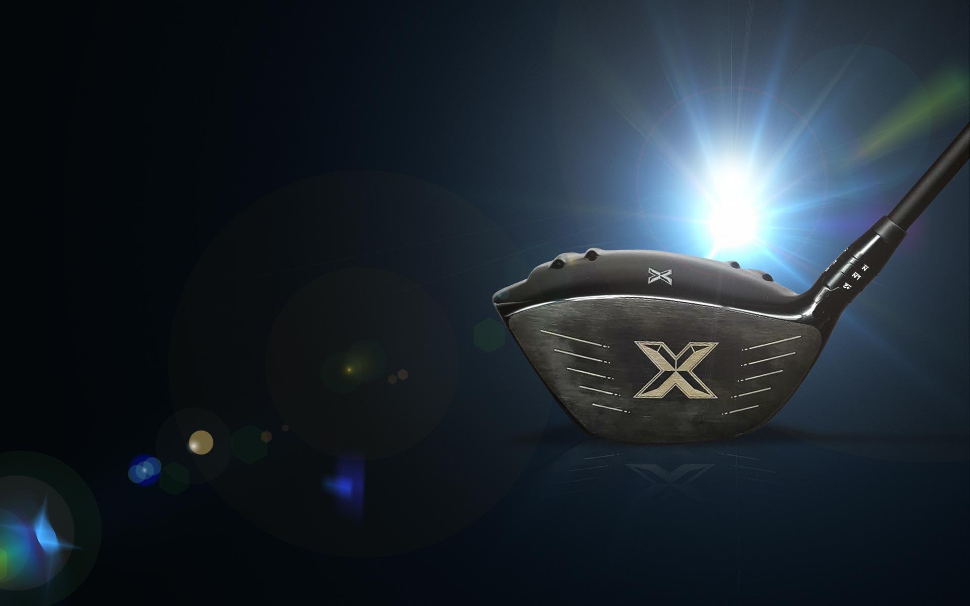 Krank Formula Double X Extreme USGA Non-Conforming Golf Driver